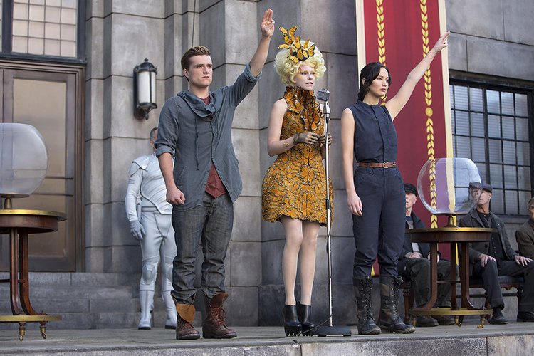 Comic-Con 2013: Primer avance de The Hunger Games: Catching Fire
