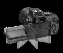 Nuevas cámaras Nikon D3200 y D5200