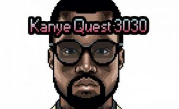 Kanye West protagoniza un videojuego en Japón