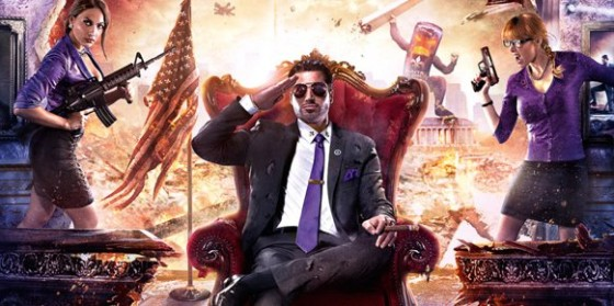 Enter the Dominatrix, el primer DLC de Saint's Row 4