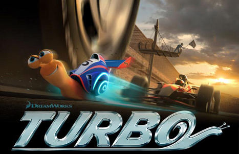 Turbo de DreamWorks Animation disponible a partir de hoy en DigitalHD