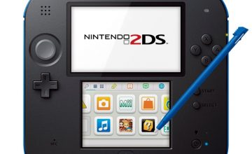 Nintendo anuncia la nueva consola portátil Nintendo 2DS