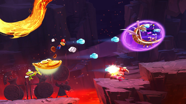 Se retrasa el lanzamiento de Rayman Legends para PS Vita