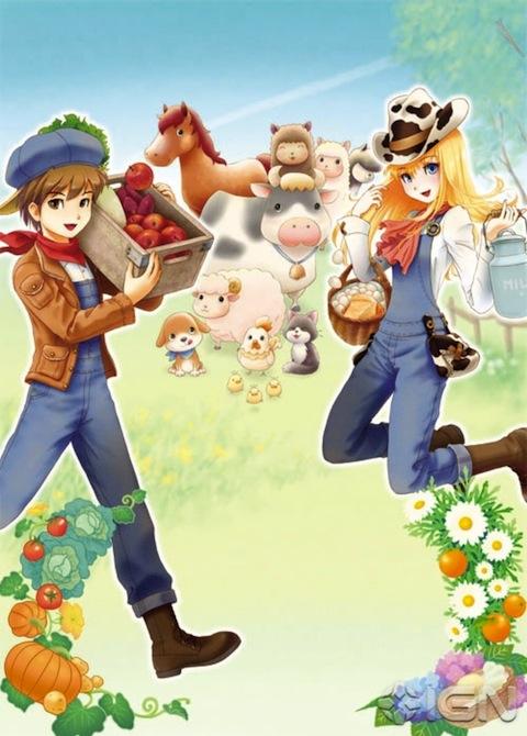 Video: Nuevo avance de Harvest Moon: A New Beginning