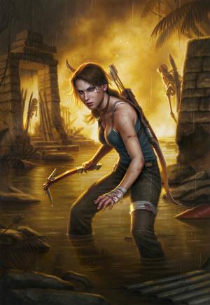 Square Enix confirma una secuela de Tomb Raider para las consolas de nueva generación