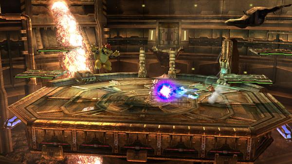 Nuevo nivel de Super Smash Bros. U