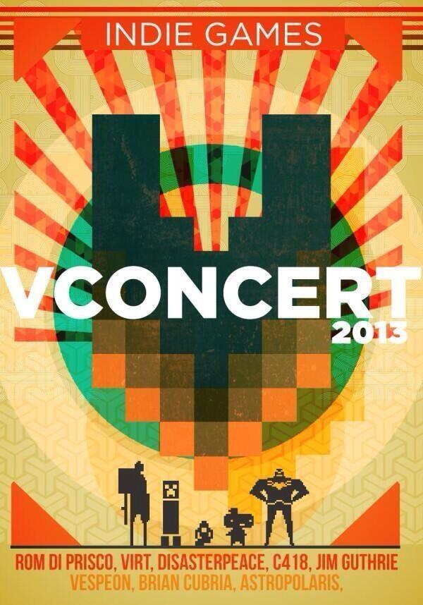 Video: Teaser del VConcert 2013