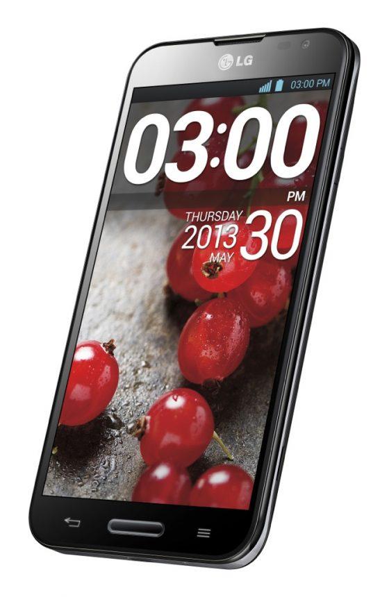LG lanza Optimus G Pro el primer smartphone Full HD en México Recibidos x