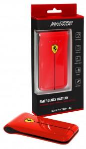 External Battery RED 2