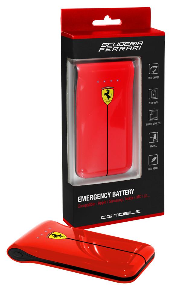 No te quedes sin energía, recarga a la velocidad de un Ferrari tu tableta y Smartphone al mismo tiempo