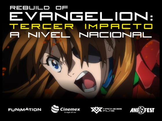 El Tercer Impacto de Evangelion llega a México