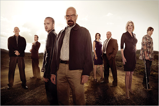 La segunda mitad de la última temporada de Breaking Bad disponible en Netflix