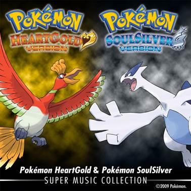La banda sonora remasterizada Pokémon HeartGold & Pokémon SoulSilver: Super Music Collection, con nuevos arreglos orquestales, sale a la venta hoy en iTunes