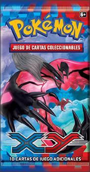 La expansión XY de JCC Pokémon a la venta en febrero 2014