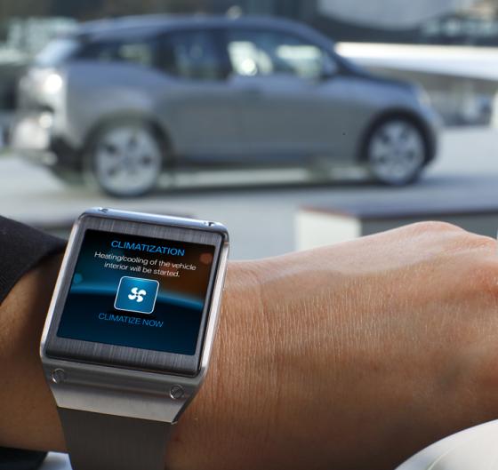 Samsung se asocia con BMW, Trek Bikes, Kidrobot y 3D Systems