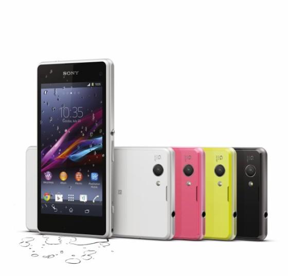 Xperia Z1 Compact – el mejor smartphone premium del mundo