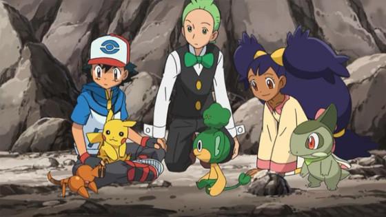 Pokémon: Negro y Blanco disponible en Netflix a partir del 1 de marzo