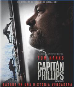 Capitán Phillips, el angustiante thriller protagonizado por Tom Hanks llega en Blu-ray y DVD