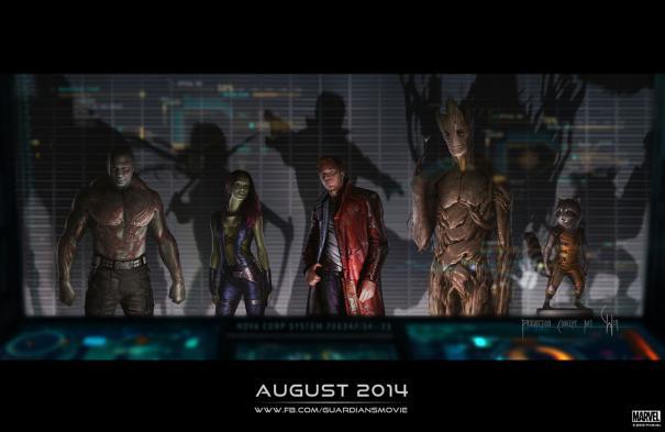 Video: Primer vistazo al tráiler oficial de 'Guardians of the Galaxy'