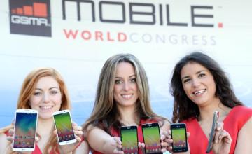 LG presenta sus novedades en la Expo Mobile World Congress