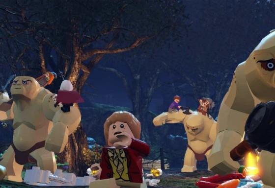 Nueva imagen de LEGO The Hobbit