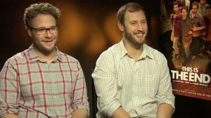 Seth Rogen and Evan Goldberg talk about This is the End
