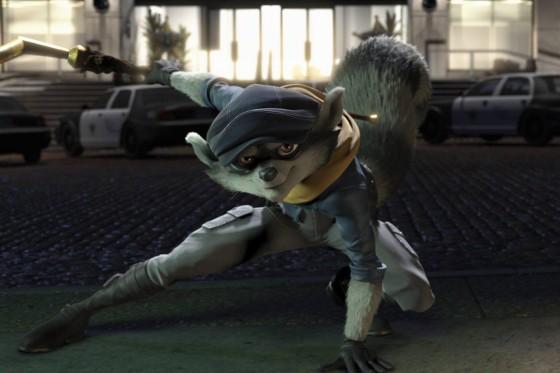 Video: Blockade Entertainment estrena un avance en 3D de la adaptación al cine del videojuego 'Sly Cooper'