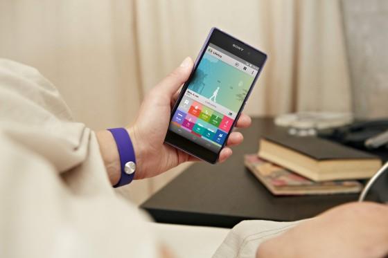 Experiencia SmartWear, de Sony: Lifelogging, estilo flexible e instrumentos de vida