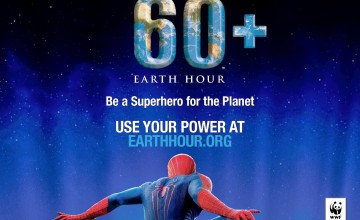 El elenco de El Sorprendente Hombre Araña 2: La Amenaza de Electro se une a la Hora del Planeta