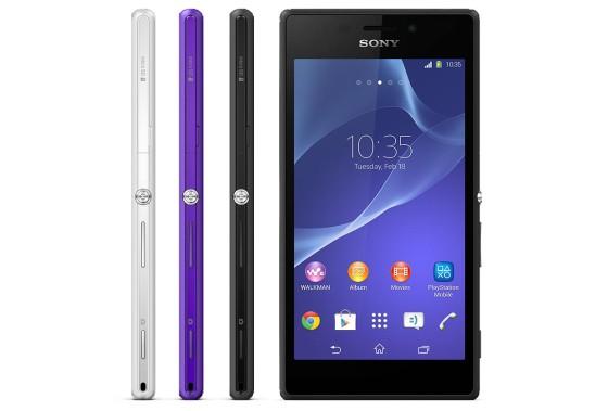 Xperia™ M2, el smartphone con la mejor tecnología en su clase