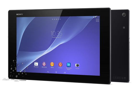 Sony presenta su tablet más innovador: Xperia™ Tablet Z2 – el tablet a prueba de agua más delgado y ligero del mundo