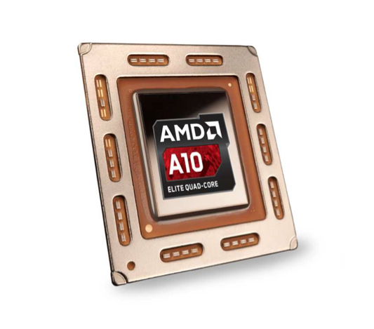 AMD presenta los procesadores acelerados Serie A 2014