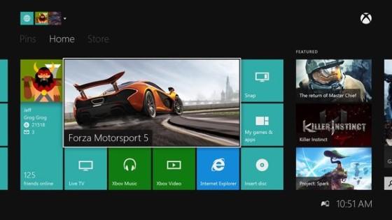 Nueva actualización de Xbox One para gestionar tu disco duro