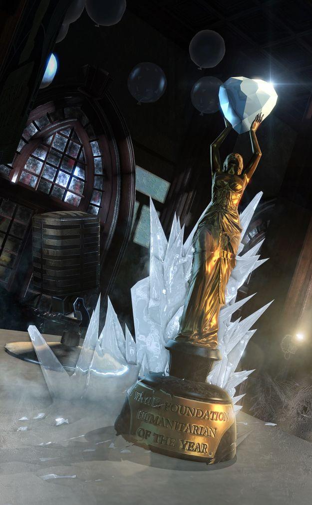 Warner Bros. Interactive Entertainment estrenó un avance del nuevo DLC de 'Batman: Arkham Origins'
