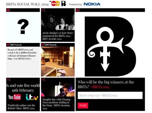 Nokia MixRadio se asocia con los BRIT Awards 2014 para ayudar a los fanáticos de la música en todo el mundo a descubrir lo mejor de las bandas británicas