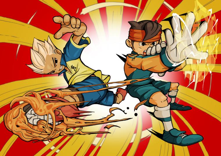Level-5 International America lanza Inazuma Eleven  para Nintendo 3ds™ en Europa y Norteamérica