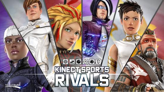 Kinect Sports Rival llega en abril