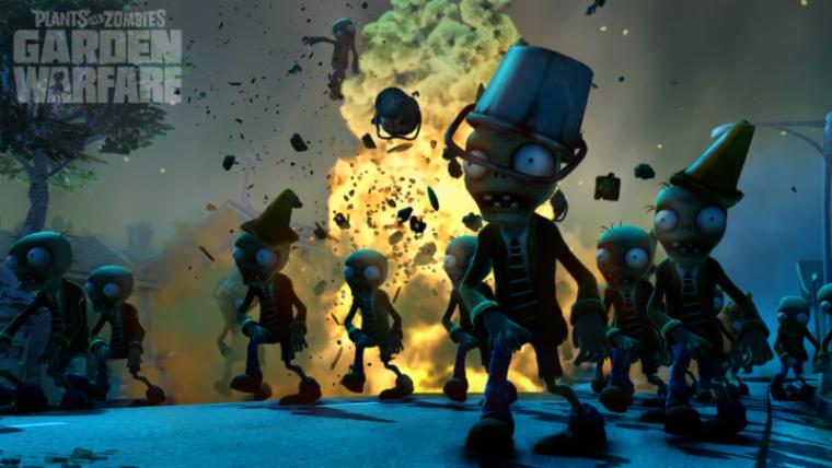Plants vs. Zombies Garden Warfare ya disponible para Xbox One y 360