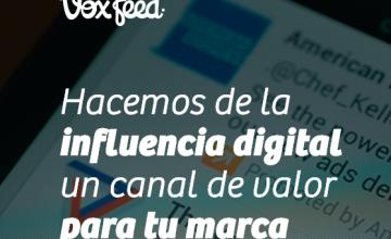 Llega VoxFeed plataforma para que los twitteros moneticen su influencia digital
