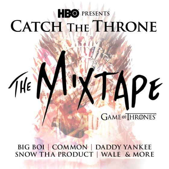 "Escucha ""Mother of Dragons"" de Big Boi para el mixtape de 'Game of Thrones'"