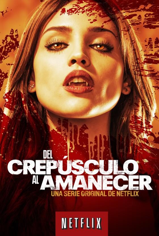 Netflix anuncia una nueva serie original: Del Crepúsculo al Amanecer