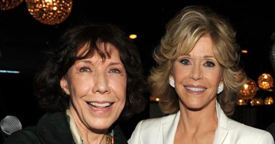 Jane Fonda y Lily Tomlin juntas de nuevo en Grace and Frankie
