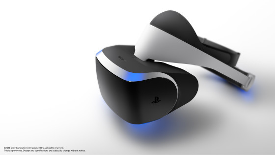 Sony Anuncia Project Morpheus, su visor de realidad virtual para PlayStation  4