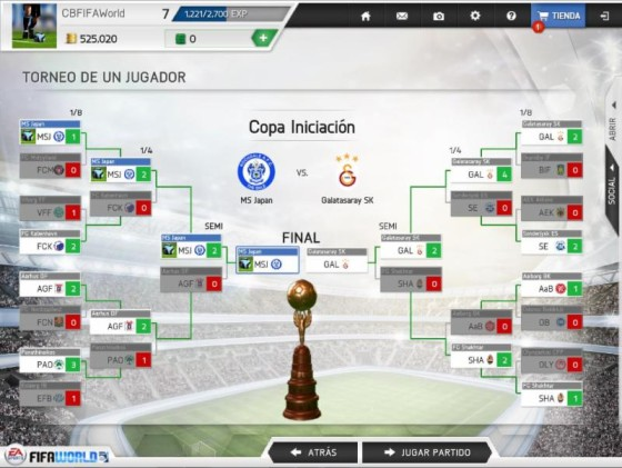 Arranca en México la beta abierta de Fifa World