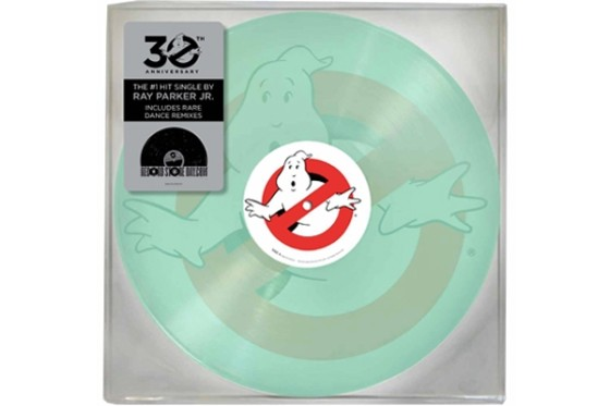 El tema de 'Los Cazafantasmas' se reestrenará en vinil para Record Store Day