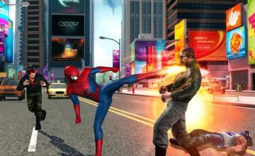 Llega The Amazing Spider-Man 2 para dispositivos iOS y Android