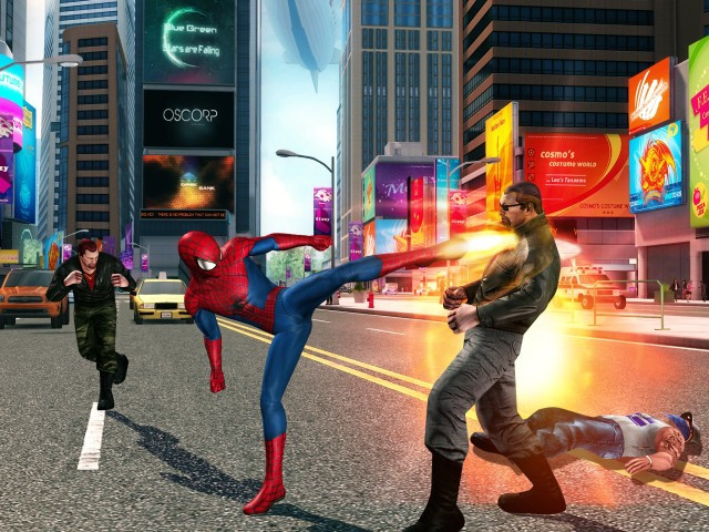 Llega The Amazing Spider-Man 2 para dispositivos iOS y Android