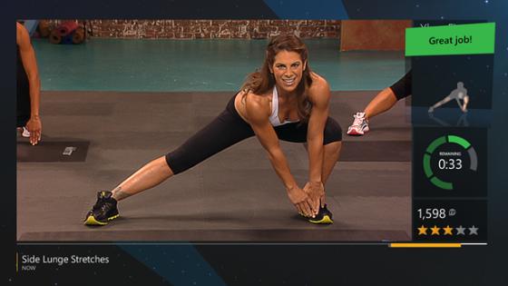 Fuerza, flexibilidad y equilibrio llegan a Xbox Fitness con las nuevas rutinas de Yoga de Jillian Michaels en Xbox Live