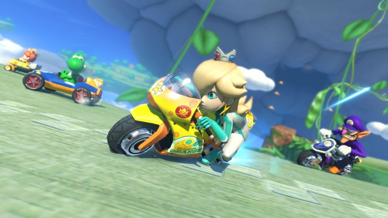 «Mario Kart 8» скачать торрент [2 14] - Фильмы в