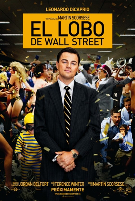 El Lobo de Wall Street disponible ya en Netflix